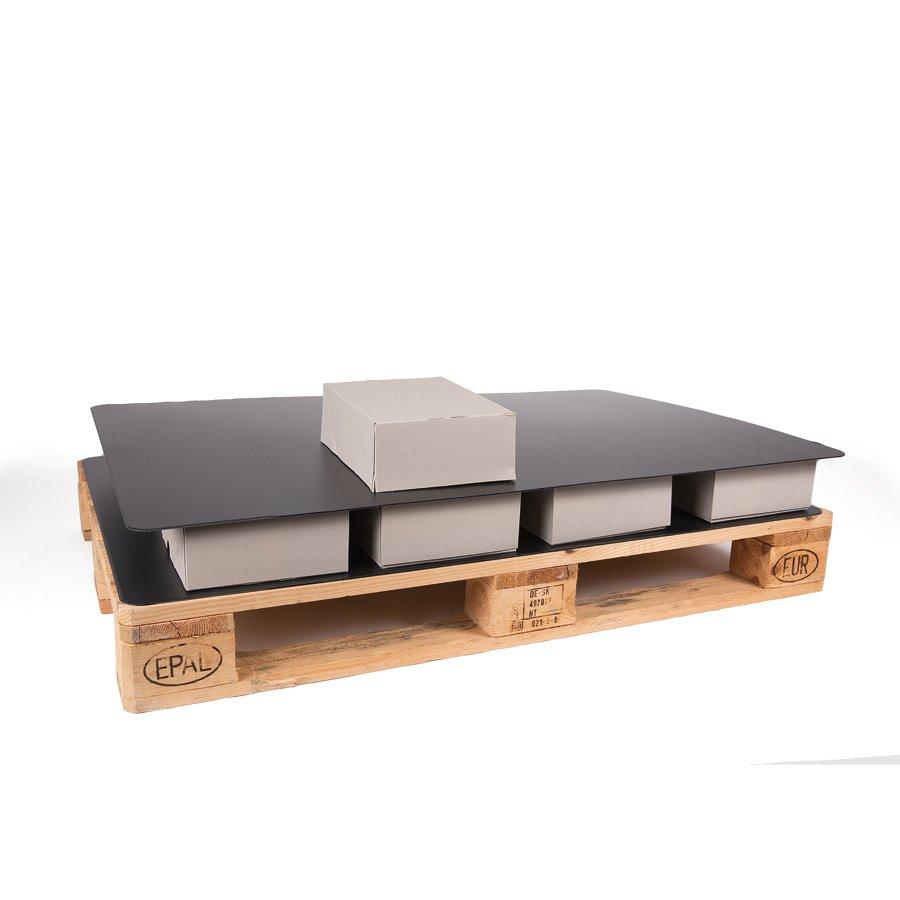 palettenzwischenlage aus hohlkammerprofil bei transpack krumbach online kaufen. Black Bedroom Furniture Sets. Home Design Ideas