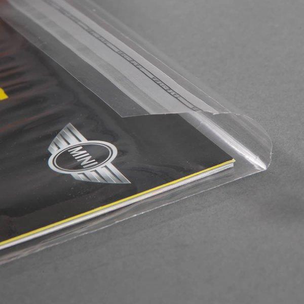 pp folien versandtasche transparent transpack krumbach. Black Bedroom Furniture Sets. Home Design Ideas