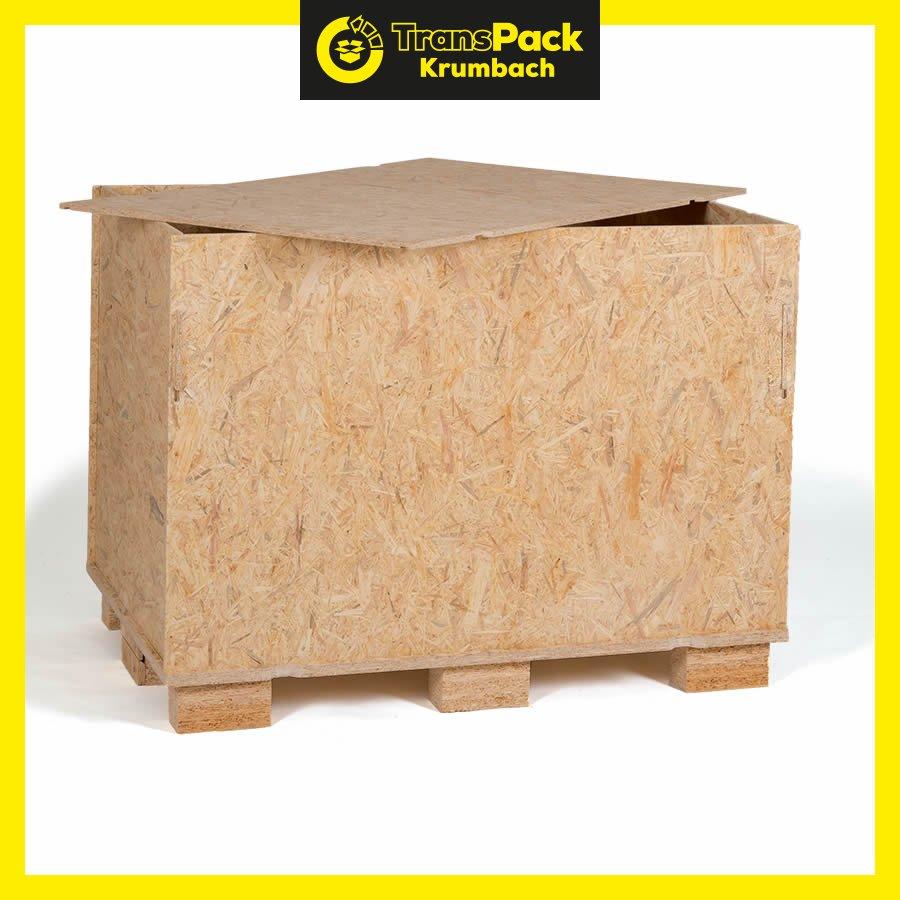 steckkiste aus osb platten im online shop von transpack krumbach kaufen. Black Bedroom Furniture Sets. Home Design Ideas