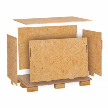 steckkiste aus osb platten transpack krumbach. Black Bedroom Furniture Sets. Home Design Ideas