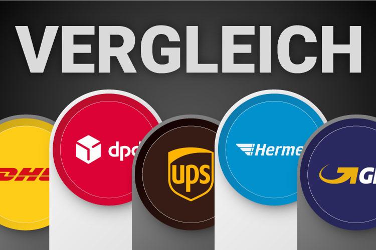 Infografik Die 5 Größten Paketdienstleister In Deutschland Im