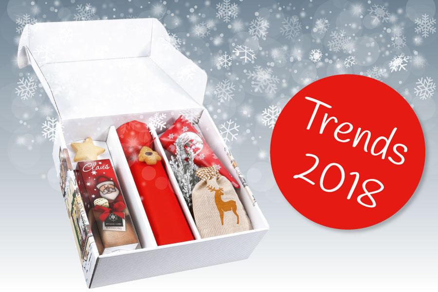 Geschenkverpackungen zu Weihnachten - die Trends 2018 | TransPack ...